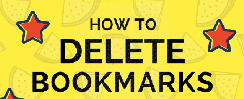 delete bookmark