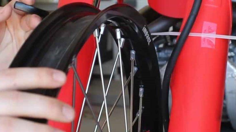 How to True Dirt Bike Wheel in Fastest Way