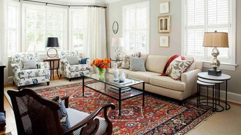 Redecorate Your Home with Traditional Rugs